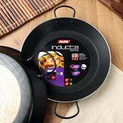 Non-Stick Aluminum Paella Pan