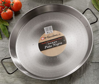 Pata Negra Paella Pans from Spain