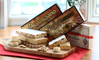 Turron Almond Nougat from Spain