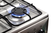 Cooking Paella On A Gas Stove