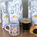 Café Torrefacto Sugar Roasted Whole Bean Coffee CF012-S3