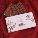 Simon Coll Large Eating Chocolate with Almonds- Dark 50% Cocoa CL005