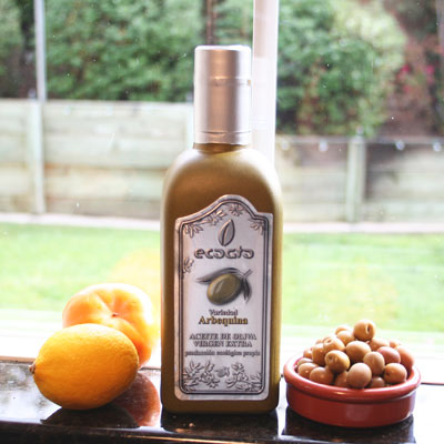 ECoato Organic Extra Virgin Arbequina Olive Oil  OO034