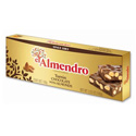 Chocolate Turron with Almonds Bar TR003