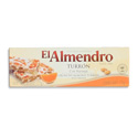 Crunchy Almond Turron with Orange - Snack Size TR010