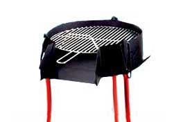 BBQ Paella Stand Grill Set - LARGE
