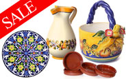 Ceramics Sales and Specials