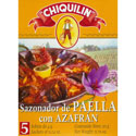 Paella Seasoning Sachets with Saffron - AZ002