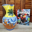 Seasonal Sangria PLUS Rustic Orange & Yellow Sangria Pitcher BK003-SET