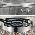 Stainless Steel Wind Screen For All Paella Burners