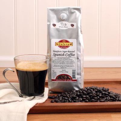 Café Torrefacto Sugar Roasted Whole Bean Coffee - CF012