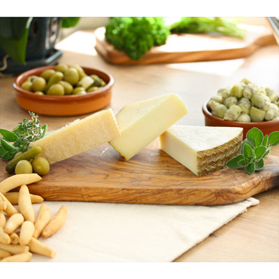 Spanish Cheese Sampler - CH014