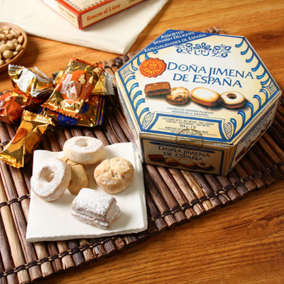 Spanish Specialty Cookie Assortment CK007