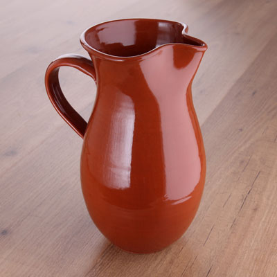 Clay Sangria Pitcher - REG-6022-GL
