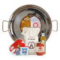 Aficionado Paella Kit with Stainless Pan - KIT003