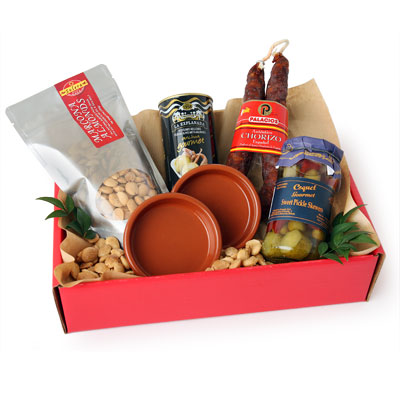 Mini Tapas Gift Box - KIT004