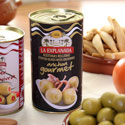 La Explanada Manzanilla Olives Stuffed with Anchovy - OL017