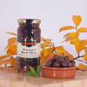 Black Olives Marinated with Paprika and Herbs OL040