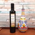 Extra Virgin Olive Oil and Decanter Set (Large) OO039+TL045