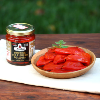 Piquillo Peppers from Lodosa - PP009