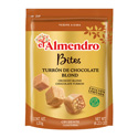 Turron de Chocolate Blond Bites - White TR038