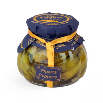 Piparra Tangy-Sweet Basque peppers VG034