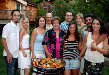 The HotPaella.com family