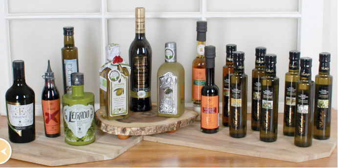 Olive Oils from Spain