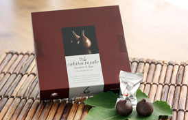 Rabitos Royale Fig Bonbons