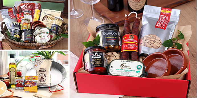 HotPaella Gift Baskets