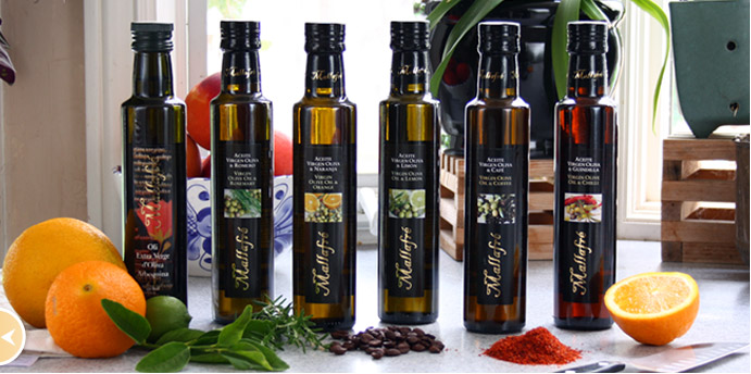 Mallafre Extra Virgin Olive Oil